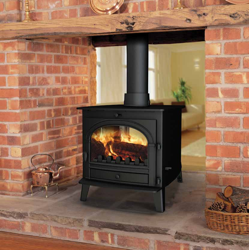 Parkray Stoves Fireplace Warehouse Andover